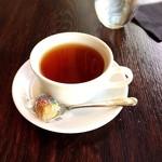 78397887 - ランチの紅茶