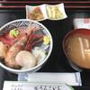 うろこいち - 料理写真:ちらし丼 \1250