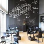 ル ミュゼ ドゥ アッシュ - カフェのテーブル席