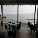 ル ミュゼ ドゥ アッシュ - 七尾湾と能登島が一望