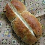 パン焼き小屋 モルバン - 料理写真:練乳かのこ