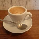カフェ•レストラン きんぎょ食堂だいず - エスプレッソ