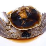 78401207 - 上海蟹の紹興酒漬け
