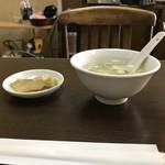 78401592 - H29.12 スープ・ザーサイ
