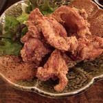 藤よし - 鶏のから揚げ、ものすごいボリューム