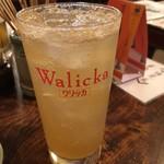 藤よし - 自家製梅酒ハイ