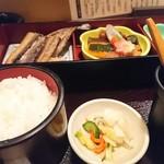 一柳 - 日替わり亭定食