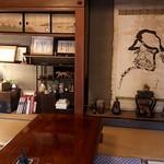 金左ヱ門 - 部屋の様子♪昔ながらの部屋でかなり雰囲気がいいです♪