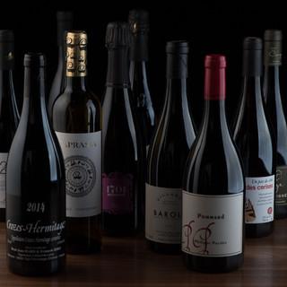 ビオワイン、薬酒、オーガニックジュースなど心身が喜ぶ御酒を。