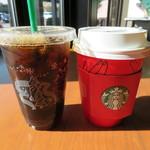 スターバックス・コーヒー - アイスコーヒー、ドリップコーヒー