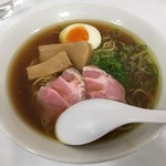 麺屋 169 - 「中華そば 醤油」918円(松坂屋上野店「北海道物産展」)