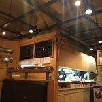 平城園 - 厨房に沢山のスタッフさん、この日はアンバランスでしたね