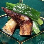 和の食 いがらし - トリ貝のつけ焼き