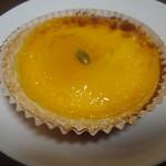 ハースブラウン - 料理写真:かぼちゃのタルト
