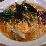 焼肉とんちゃん - ビビン冷麺