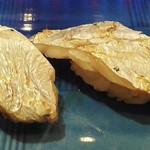 浦正鮨 - 太刀魚炙り
