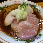 中華蕎麦 みうら - 中華そば(780円)