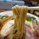 中華蕎麦 みうら - 粉の滋味がこれでもか!と訴求してきます。