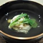 虎白 - お椀 松葉蟹真丈