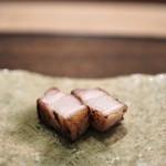 虎白 - イノシシ バラ肉