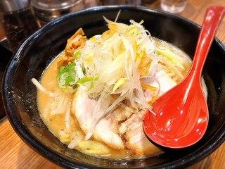麺処 花田 上野店 - 辛味噌ラーメン