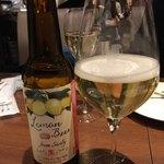俺のイタリアン - モレーナレモンビール イタリアンビール