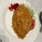 カサヤ - しょっぱすぎず優しいお味、単品だと量が物足りないかも