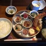 赤坂うまや - 三代目 市川猿之助の楽屋めし 1,600円