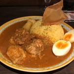 Diletto Curry Via - スリランカカレー1000円