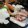 まんま屋 ぜん - 料理写真:余分な脂を石が吸収