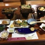 やま茶家 - 料理写真:あゆ定食(鮎御膳)2,000円