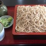 そば処三ぎく - 料理写真: