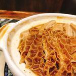 老記海鮮粥麺菜館 - #食べログ的に撮るとこうなる。