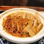 老記海鮮粥麺菜館 - ゾウモツビンボー! いいね、容赦ない感じ♡