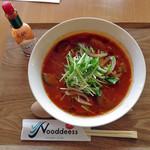 ヌーディーズ - 料理写真:スタンダードトマト麺