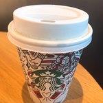 スターバックスコーヒー - クリスマスバージョンのカップ