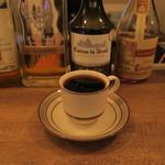 ビター・バー - コーヒー