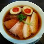 78425681 - 「特製醤油らぁ麺」980円