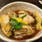 78426060 - 赤穂産、牡蠣の治部煮980円