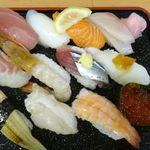 にほんのうみ - 特上寿司。にほんのうみ本店(愛知県刈谷市)食彩品館.jp