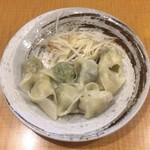 麺徳 - 水餃子(8個)