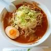 ラーメンの糸末 - 料理写真:ラーメンの糸末@深川 激辛みそラーメン(800円)