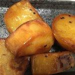 千葉屋 - めちゃ美味しい大学芋