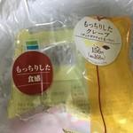 ファミリーマート - その他写真:「もっちりしたクレープ(ザックザクチョコ&バナナ)」(税込168円)