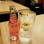 大衆酒場 晩杯屋 - バイス・バイスセット370円