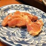 焼肉のすゞき - 鶏モモ肉
