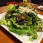 焼肉のすゞき - チョレギサラダ