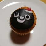 フェアリーケーキ フェア - 1カップケーキ サンタSuicaペンギン