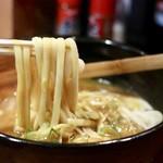 めんつるび - 麺リフト
