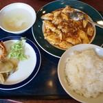 利華 - 麻婆豆腐定食